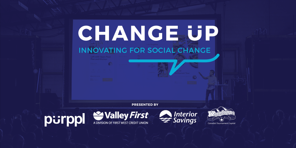Social Enterprises to Pitch at ChangeUP on October 2nd