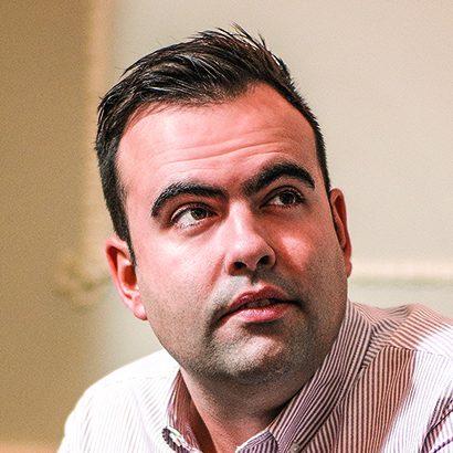 Justin Potter - Entrepreneur In Residence at Purppl