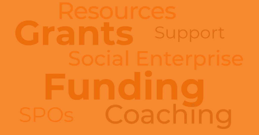 October 2020: SoCent Funding & Resources