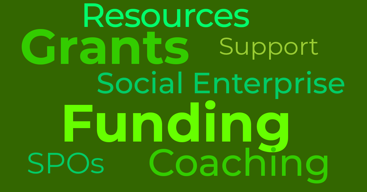 December 2020: SoCent Funding & Resources