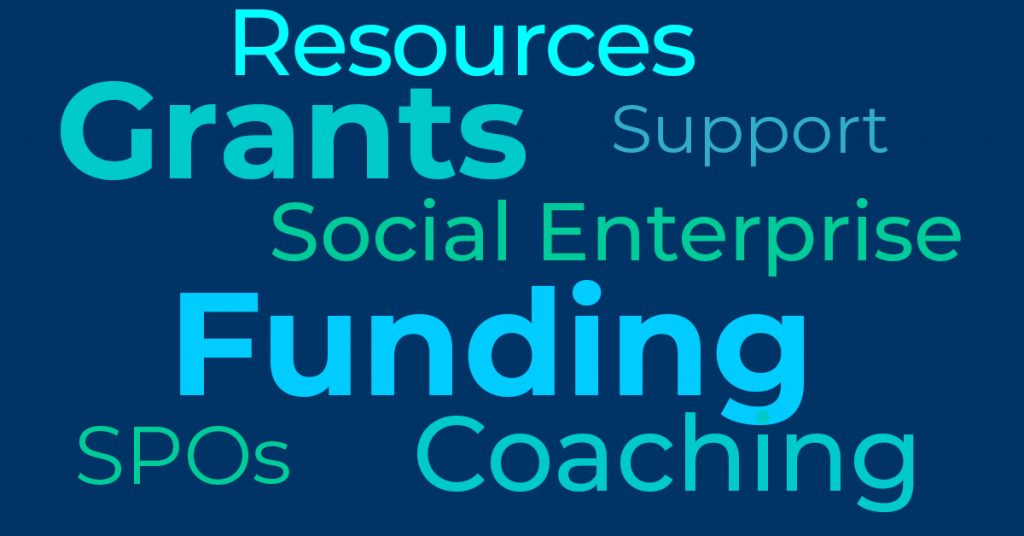 January 2021: SoCent Funding & Resources