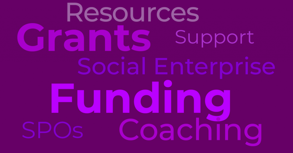 February 2021: SoCent Funding & Resources