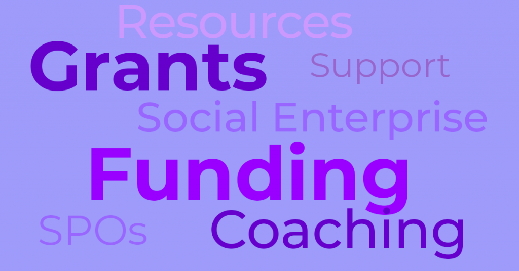 April 2021: SoCent Funding & Resources