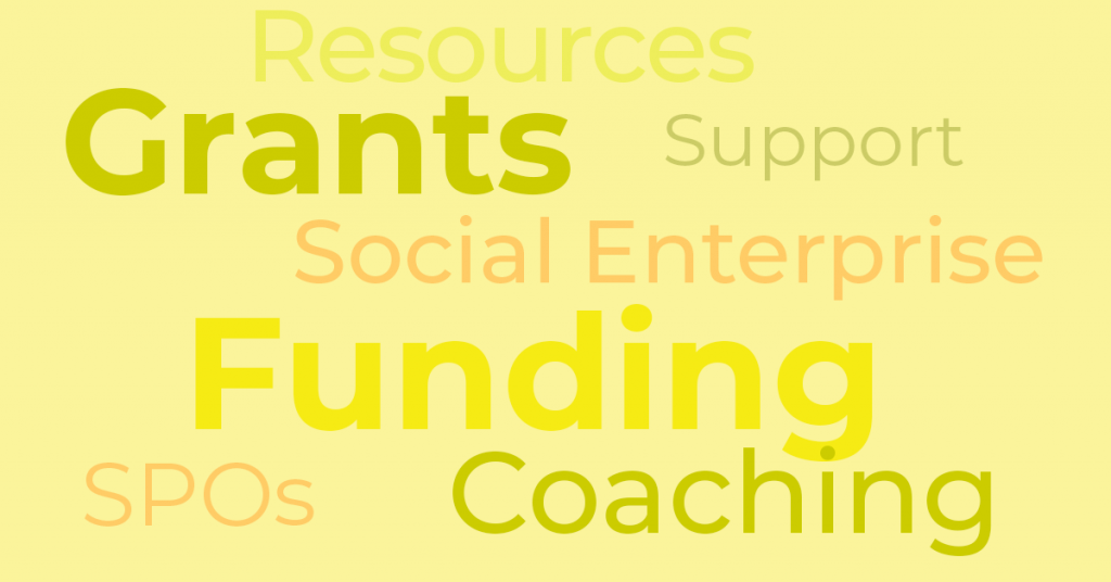 March 2021: SoCent Funding & Resources