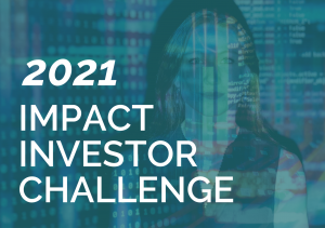 2021 Impact Investor Challenge - Purppl SocEnt Resources and Funding